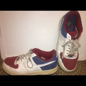 2007 Nike Air Jordan's Size 13 AF 1 82' 315122 113